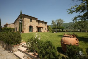 Toskania - luksusowe wille z basenem